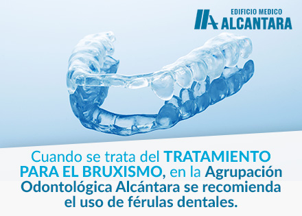 Dispositivo Dental para Apnea de Sueño y Bruxismo.